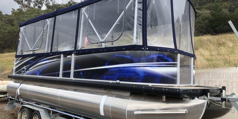 pontoon boat 2