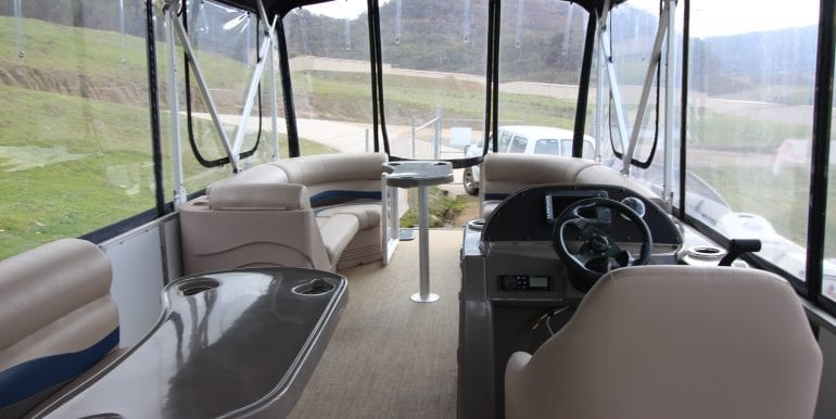 pontoon boat 10