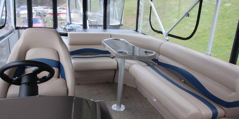 pontoon boat 13